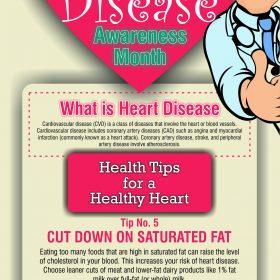 Heart Disease-Tip 5
